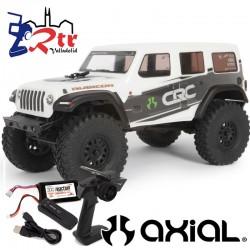 Axial SCX24 2019 Jeep Rubicon RTR Crawler 1/24 Blanco