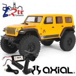 Axial SCX24 2019 Jeep Rubicon RTR Crawler 1/24 Amarillo