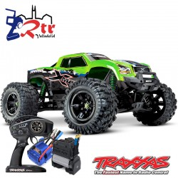 Traxxas X-Maxx 1/5 Monster Truck Brushless 8s Verde