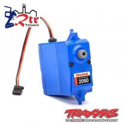 Servo, digital de alto par (rodamiento de bolas), resistente al agua Traxxas TRA2090