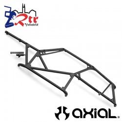 Estructura de tubos lado Izquierdo Axial Wraith AX80087