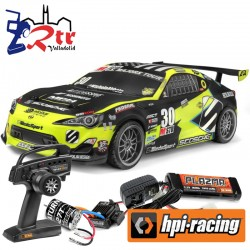 Hpi E10 Michele Abbate Grrtracing Escobillas 4wd
