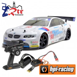 Hpi Sprint 2 Sport BMW M3 GT2 RTR Brushless 4wd