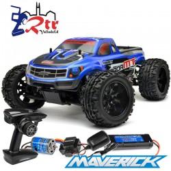 Maverick Strada MT Monster 1/10 Escobillas RTR