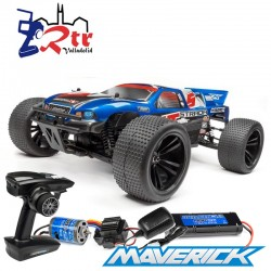 Maverick Strada XT Truggy 1/10 Escobillas RTR