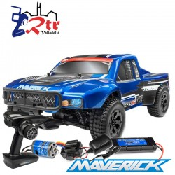 Maverick Strada XT Camion 1/10 Escobillas RTR