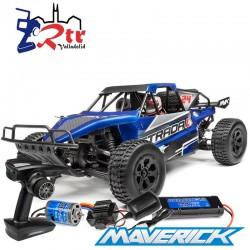 Maverick Strada DT Buggy 1/10 Escobillas RTR