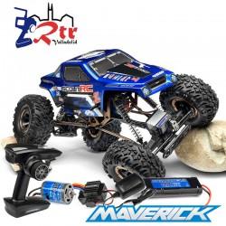 Maverick Scout RC Crawler 1/10 Escobillas RTR
