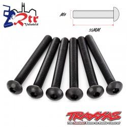 Tornillos Hexagonal 4x35mm 6 Unidades Traxxas TRA2595