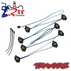 Luces Para TRX-4 TRA8026X Led