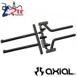 Conjunto de abrazadera de marco de tubo Axial Wraith AX80082