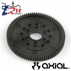 Engranaje recto 48Pich 87T Axial AX30672