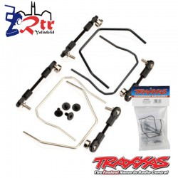 Kit de barra estabilizadora Traxxas TRA6898