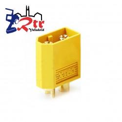 Conector XT60 Macho 1 Unidad
