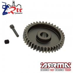 Engranaje de carrete MOD1 (8 mm de diámetro) Arrma ARA310951