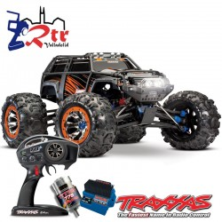 Traxxas Summit 1/10 Monster Truck RTR Anaranjado