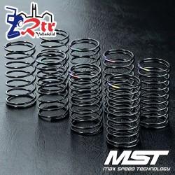 Juego de resortes de choque MST de 31 mm (8 piezas) MST820104