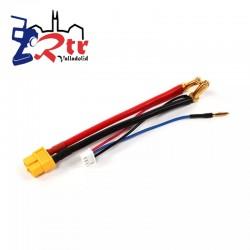 Cable de Carga Balanceador 2S XT60 Hembra Conectores de bala
