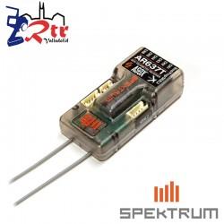 Receptor Spektrum de telemetría AR637T de 6 canales SAFE y AS3X