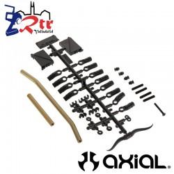 Kit de actualización de dirección AR60 (aluminio) Wraith Axial AX31428