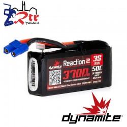 LiPo Dynamite Reaction2 11.1V 3700mAh 3S 50C 96mm EC3