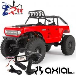Axial SCX24 Deadbolt RTR Crawler 1/24 Blanco