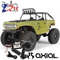 Axial SCX24 Deadbolt RTR Crawler 1/24 Verde