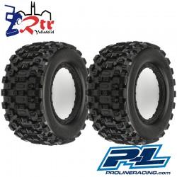 Ruedas 24m Proline Badlands MX43 Pro-Loc All Terrain Tires X-Maxx
