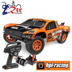 Hpi Jumpshot SC V2.0 1/10 Escobillas RTR 2.4GHz
