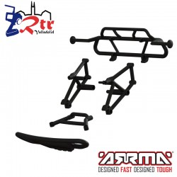 Set de parachoques SC Senton Arrma AR320405