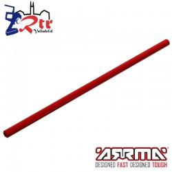 Barra de soporte central 287mm Arrma ARA320503