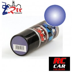 Pintura Rc Cars Colours Lexan Purpura Fluorescente con aditivoanti Nitro 150Ml