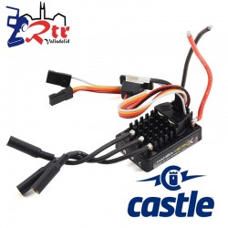 Castle Manba X Crawler Edition Waterproft Sensores ESC