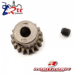 Piñon 18t Dientes 48pich Pitch Eje 5mm