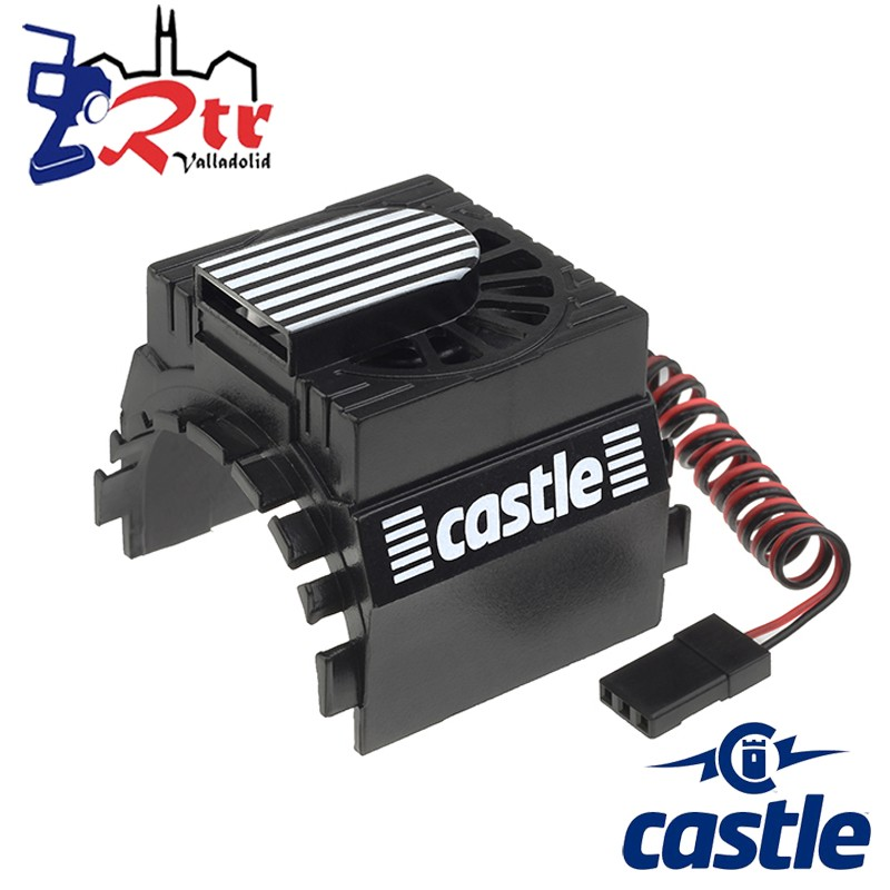 Ventilador Castle 1/10 CC Blower Fan  14 Series