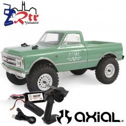 Axial SCX24 1967 Chevrolet C10 RTR Crawler 1/24 Verde