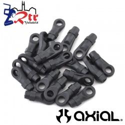 Extremos de barillas M2 20 piezas UTB Axial AXI234006