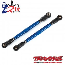 Links de suspensión Aluminio Azules 119.80mm Traxxas TRA8997X