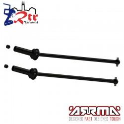 Conjunto de ejes de transmisión con copas 174,50mm CVC Arrma AR220031