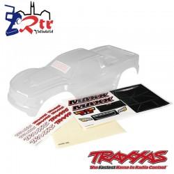 Carrocería cuerpo Transparente Traxxas Maxx TRA8911