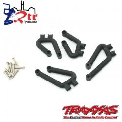 Soportes de parachoques delantero y traseros Traxxas TRA4936