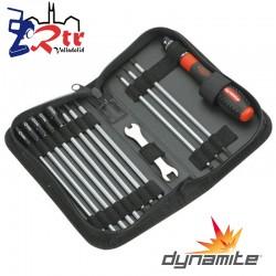 Herramientas Dynamite de medida métrica  DYN2834 Kit