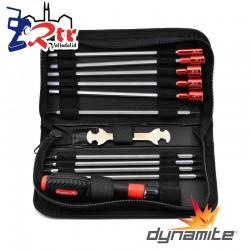 Herramientas Dynamite de medida US DYN2835 Kit
