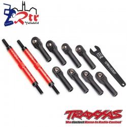 Tiradores Extra fuertes Delanteros o Traseros Rojos TRA8638R