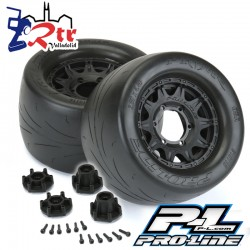 Ruedas 12mm Monster 1/10 Proline Prime Street 2.8 PR10116-10