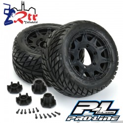Ruedas 12mm Truggy 1/10 Proline Street Fighter LP 2.8 PR10161-10