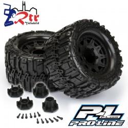 Ruedas 12mm Monster 1/10 Proline Trencher HP Belted t 2.8 PR10116-10
