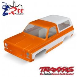 Cuerpo Chevrolet Blazer 1979 Anaranjado Traxxas TRX-4 TRA8130G