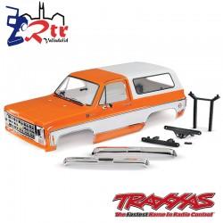 Cuerpo Completo Chevrolet Blazer 1979 Anaranjado Traxxas TRX-4 TRA8130X