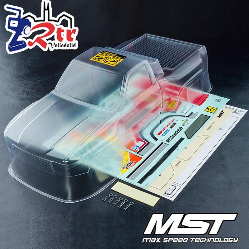 Carrocería MST TH1 (sin Pintar) 267 mm MST720008
